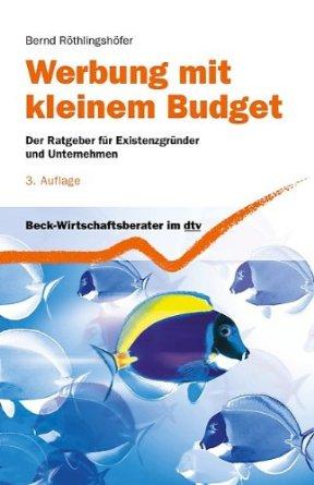 Werbung mit kleinem Budget_Buch